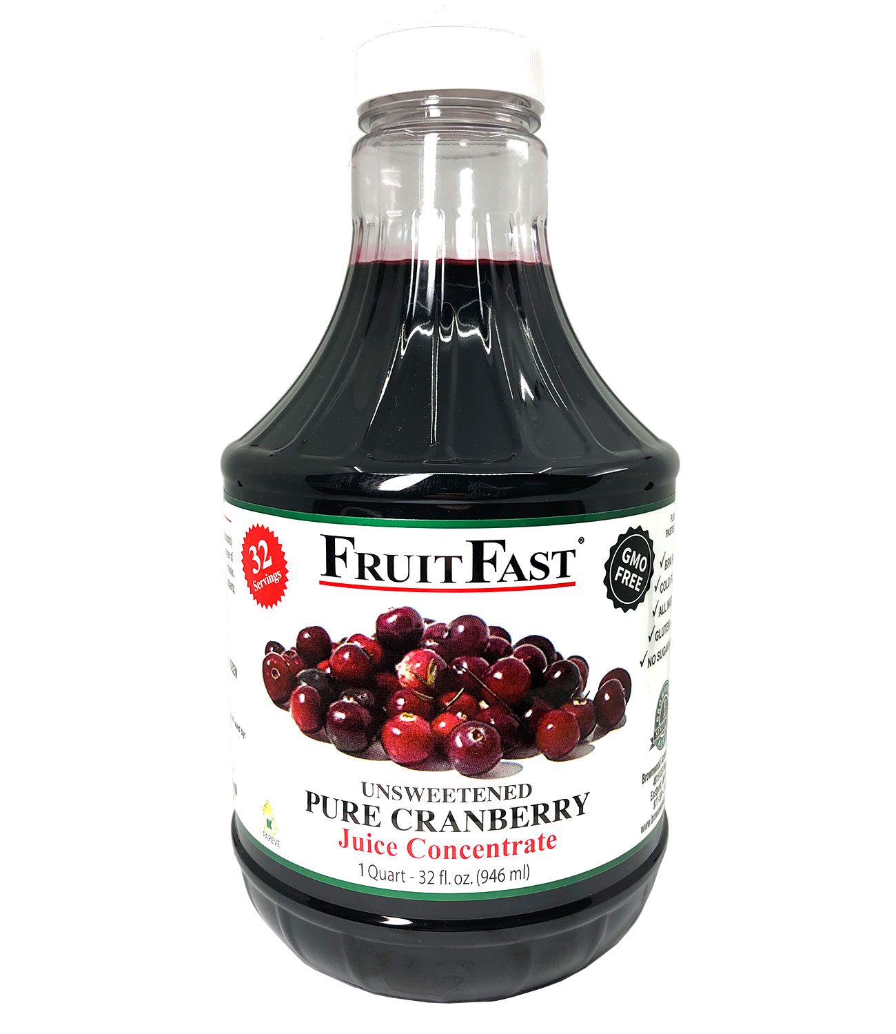 Cranberry Juice Concentrate (32 oz)