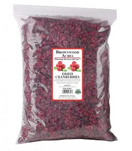 Dried Cranberries - 5 LB