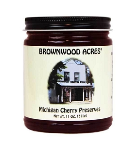 Michigan Cherry Preserves
