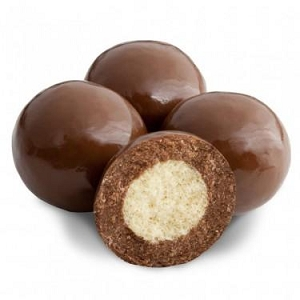 Triple Dipped Milk Chocolate Maltballs - 1 LB