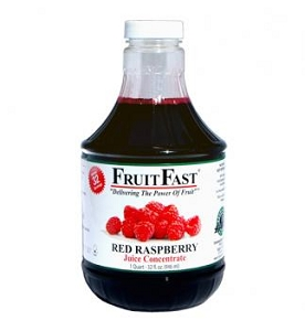 Red Raspberry Juice Concentrate (32 oz)