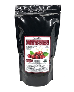 Unsweetened Montmorency Dried Cherries - 1 LB