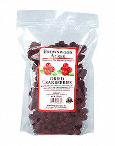 Dried Cranberries - 1 LB