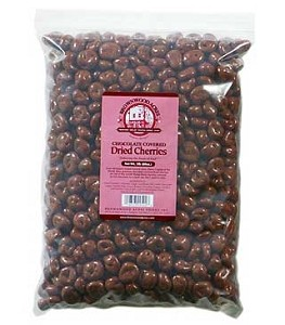 Milk Chocolate Cherries - 5 LB